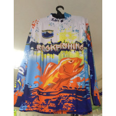 Рыболовная футболка (джерси) ЯРК