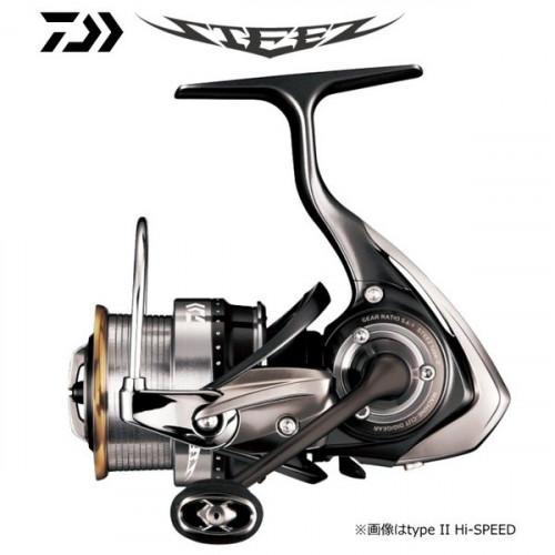 Катушка Daiwa 17 Steez Type-I Hi-Speed