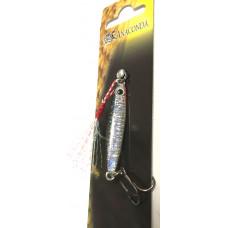 Пилькер Anaconda 3.5 грамм (цв. Черно-серебряный)