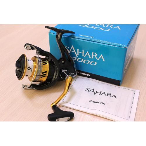 Катушка Shimano 17 Sahara 4000