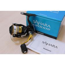 Катушка Shimano 17 Sahara C2000S
