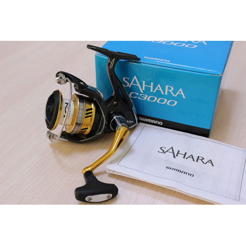 Катушка Shimano 17 Sahara C3000